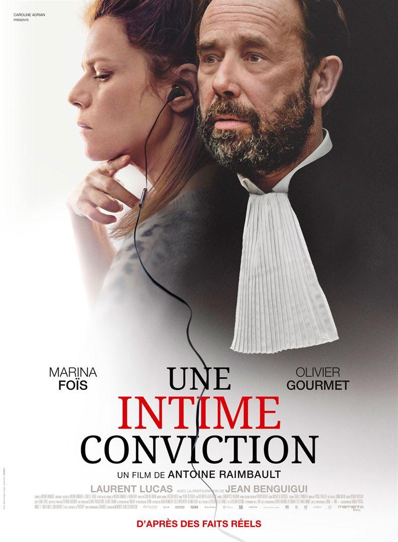 Soirée cinéma : Une intime conviction